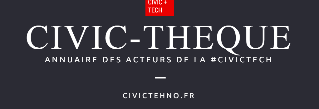 civictheque civic tech civictech