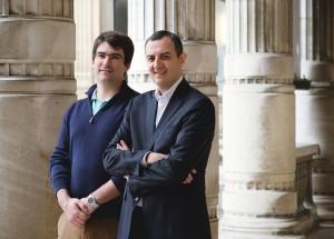 Thibauld Fabre et David Guez - LaPrimaire.org