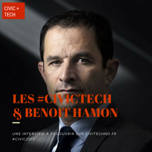 Benoit Hamon Civic Tech CivicTech