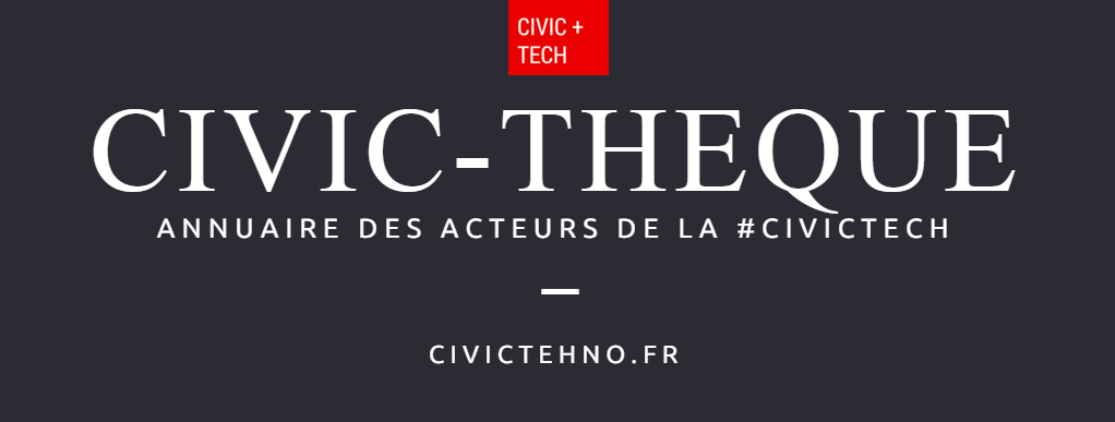 civictheque civic tech civictech